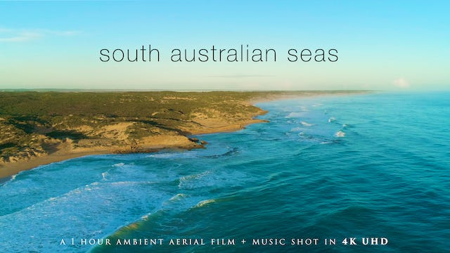 South Australia Seas 1HR Dynamic Drone Film +Music