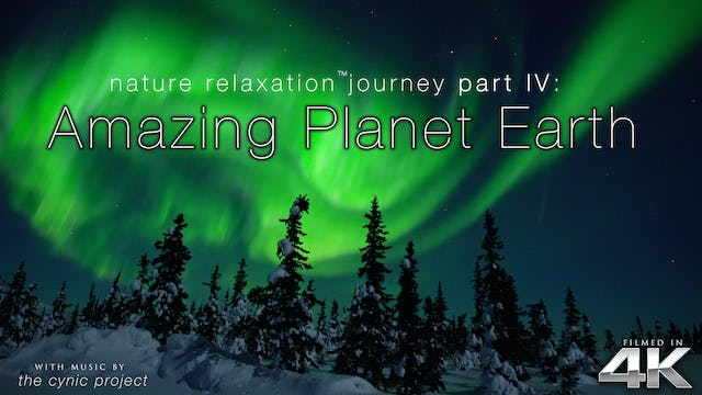 Amazing Planet Earth: NR Journey 4 (Music Only)