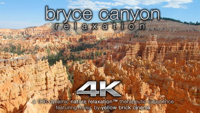 Bryce Canyon Nature Relaxation 1HR Mu...