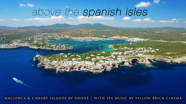 Above the Spanish Islands (Spa Music ...