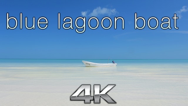 Blue Lagoon Boat + Beach 1 HR Static ...