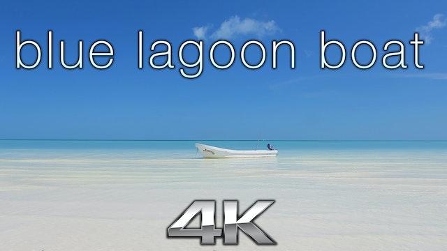 Blue Lagoon Boat + Beach 1 HR Static ...