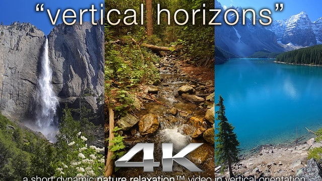 VERTICAL Horizons w Just Nature Sound...