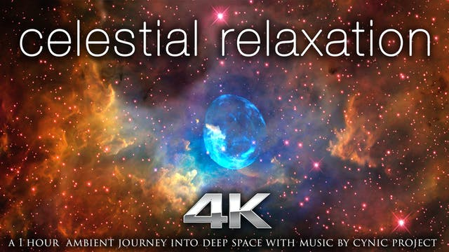 Celestial Relaxation | 1 HR Dynamic N...