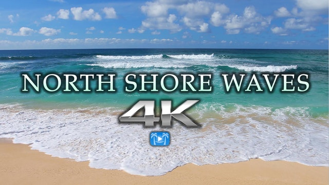North Shore Waves Oahu 1 HR Nature Re...