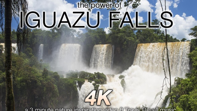 Iguazu Falls: Brace Yourself Short Music Video
