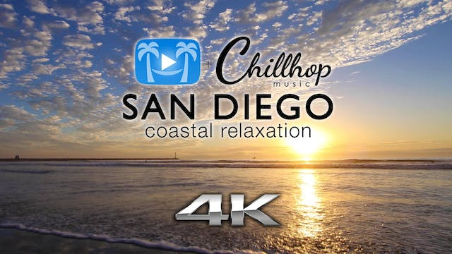 San Diego Coastal Relaxation (+Lounge...