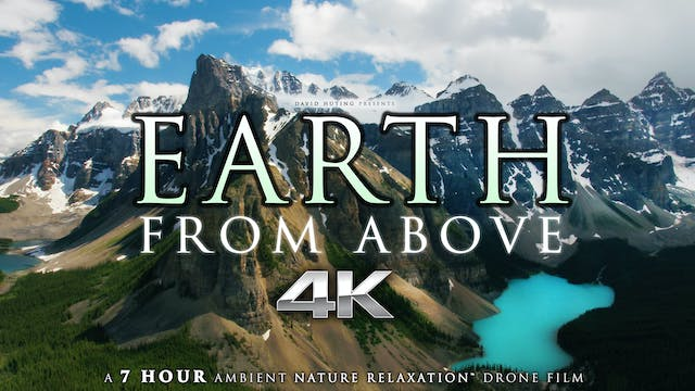Earth From Above 7 HOUR Drone Film Sh...