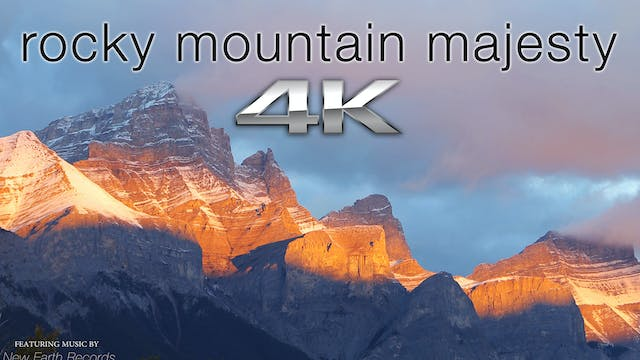 """Rocky Mountain Majesty"" 8 Minute Mus..."
