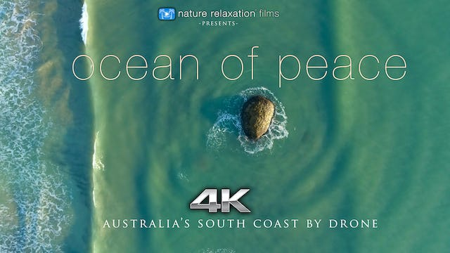 Ocean of Peace: Australia by Drone 7 MIN Dynamic Film with Music