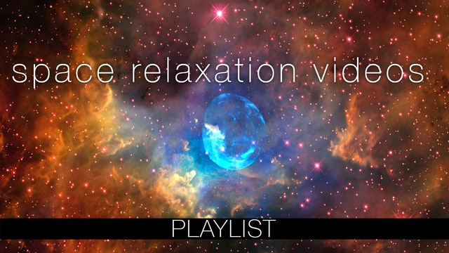 Cosmos & Space Relaxation Videos ft NASA Footage