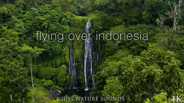 Flying Over Indonesia (Just Nature So...