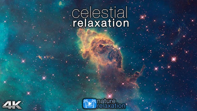 Celestial Relaxation 1HR Film + Space...