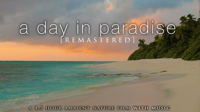 A Day in Paradise + Music [Remastered...