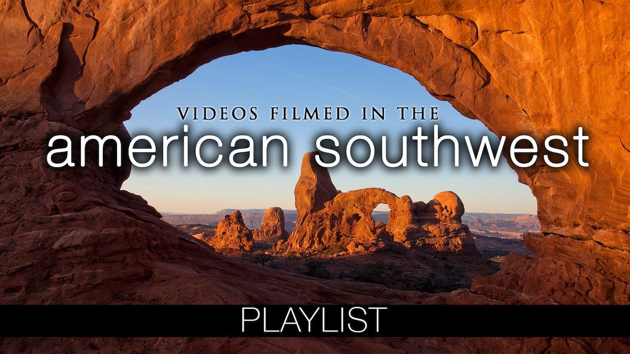 American Southwest Videos
