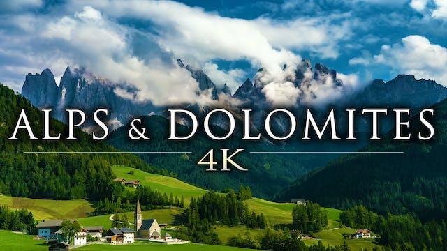 Swiss Alps & Italian Dolomites (Tease...