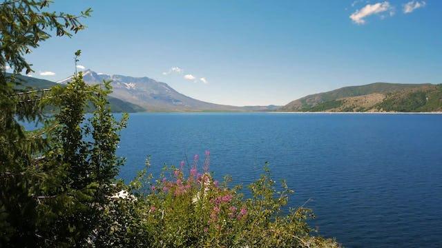 Spirit Lake Relaxation 2.5 HR Dynamic Film - Mt St Helens, Washington