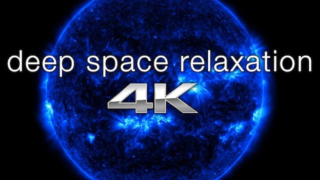 Deep Space Relaxation1 HR Dynamic Vid ft Nasa + Connect Ohm Music HD