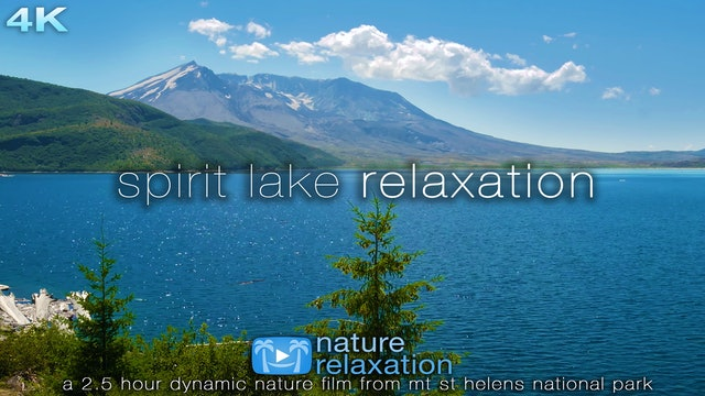 Spirit Lake Relaxation 2.5 HR Dynamic Film