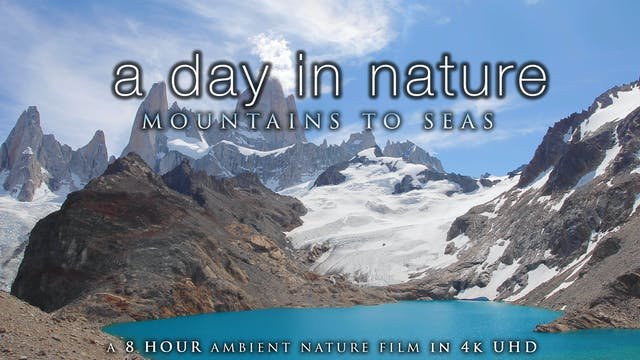 """A Day in Nature: Mountains to Seas"" ..."