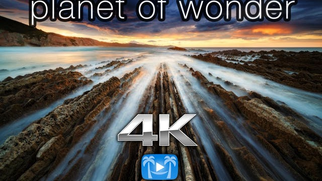 Earth - Planet of Wonder 4K - Celebration Video HD