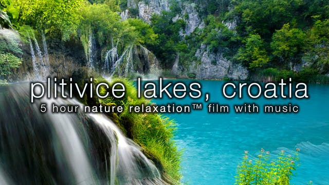 Waterfall Paradise: Plitvice 5 HR ver...