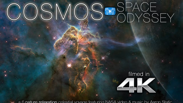 COSMOS: Space Odyssey 6 Minute Journey to Space