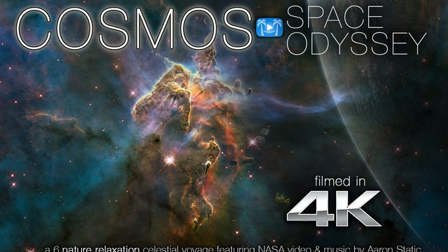 COSMOS: Space Odyssey 6 Minute Journe...