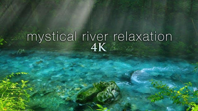 Mystical River Relaxation - Japan 1HR...
