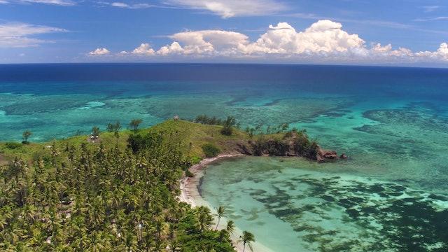 PARADISE - Fiji Islands 4 Minute Inspirational Short Music Video