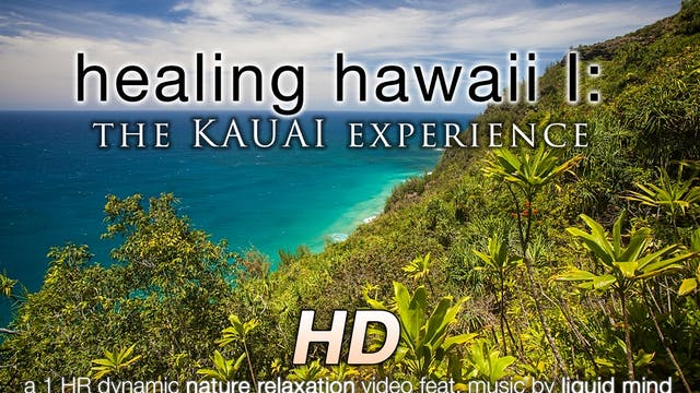 Healing Hawaii (w Music) 1 HR Nature ...