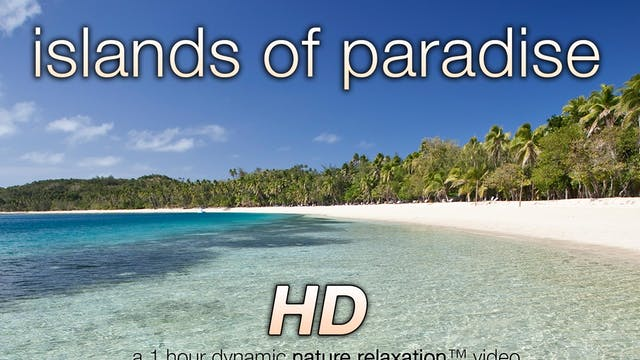 Islands of Paradise (Nature Sounds) 1...