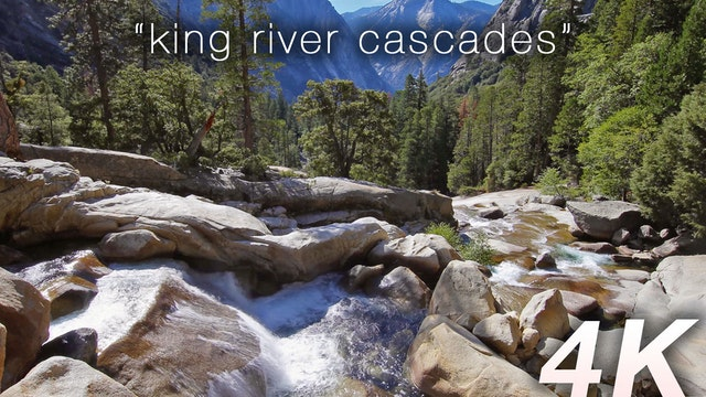 King River Cascades 1 HR Static Natur...