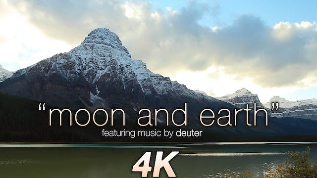 Moon and Earth 6 Minute Short Music +...