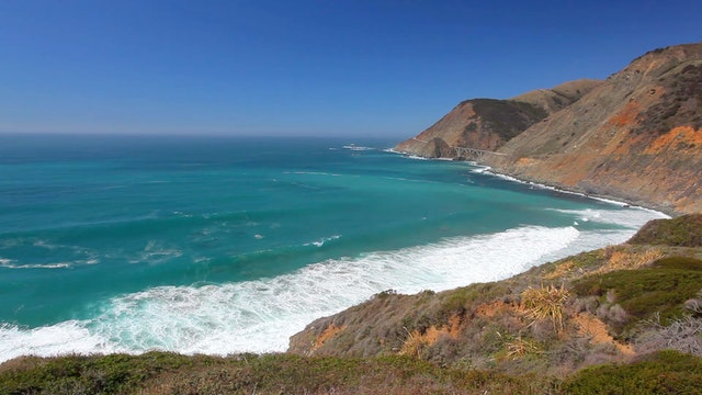 Bixby Bridge Overlook 1 HR Static Nat...