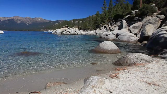 Lake Tahoe Waves 1080p V2