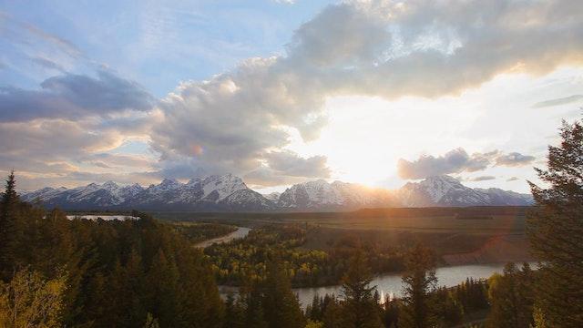 Snake River Sunset 1080p