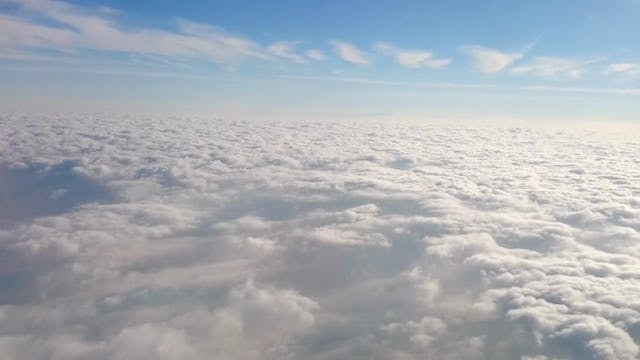 Soaring Above the Clouds 1080p