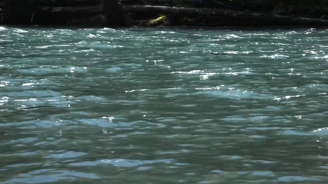 Turquoise River Flowing 1080p