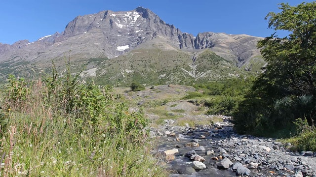 Patagonian Mountain Stream 1 HR HD Na...