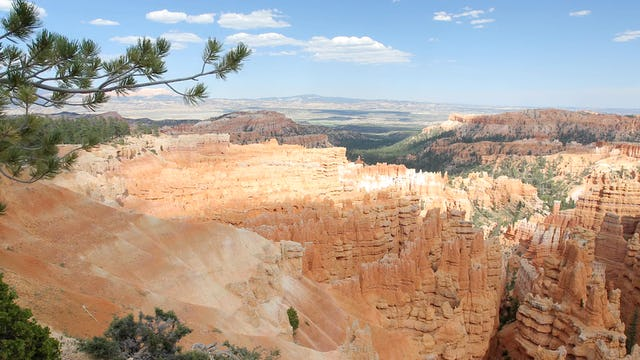 Bryce Canyon TIMELAPSE 10 Minute Dynamic Music Video 4K