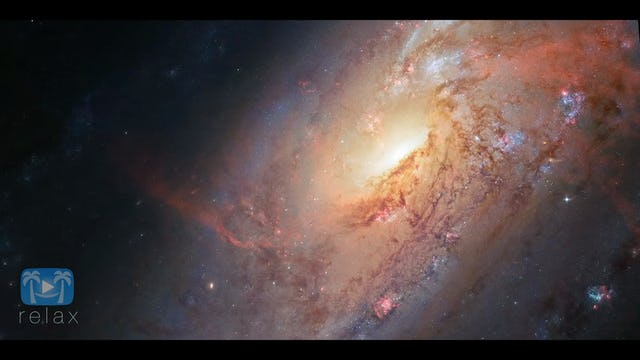 Cosmos - Space Odyssey 4K Nature Relaxation