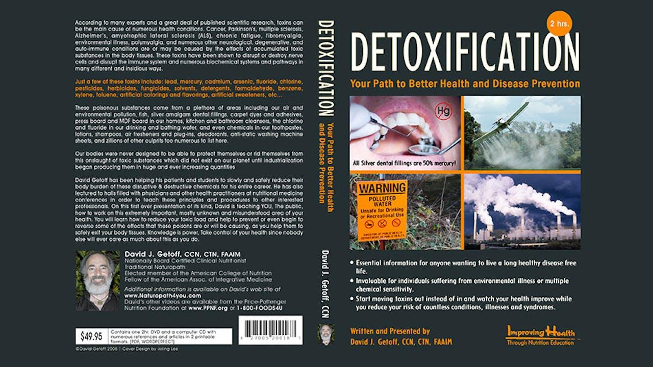 Detoxification: Better Health & Disease Prevention