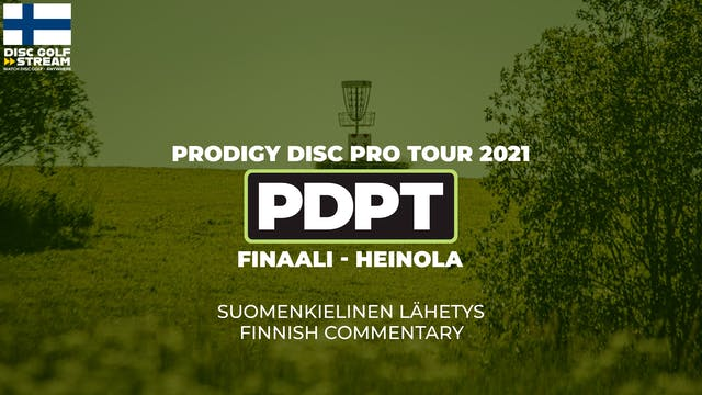 2021 Prodigy Discs Pro Tour