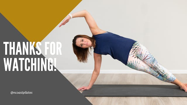 Physio Led Pilates Class ALL LEVELS