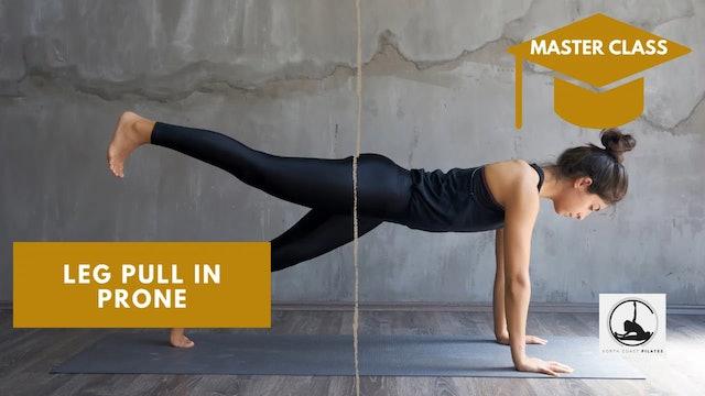 ✅ Master Class - Leg Pull in Prone