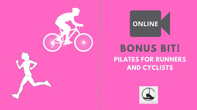 Pilates for Runners & Cyclists