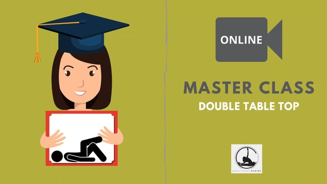 ✅Master Class - Double Table Top
