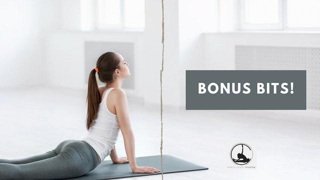 Bonus Bits!
