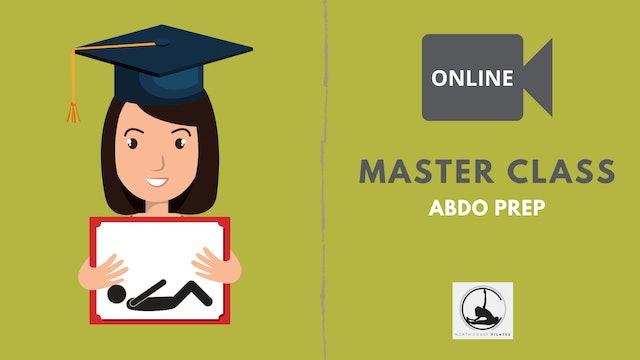 ✅Master Class - Abdo Prep